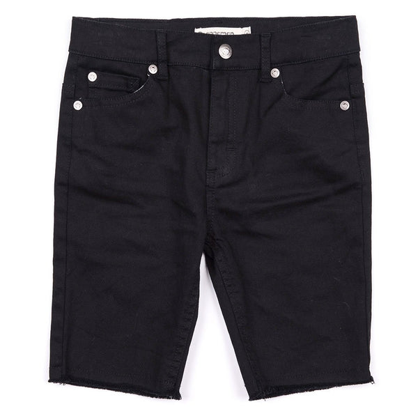 Black Punk Shorts