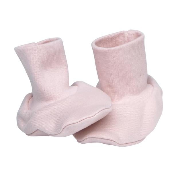 Baby Bootie Blush in pink (1647139422269)
