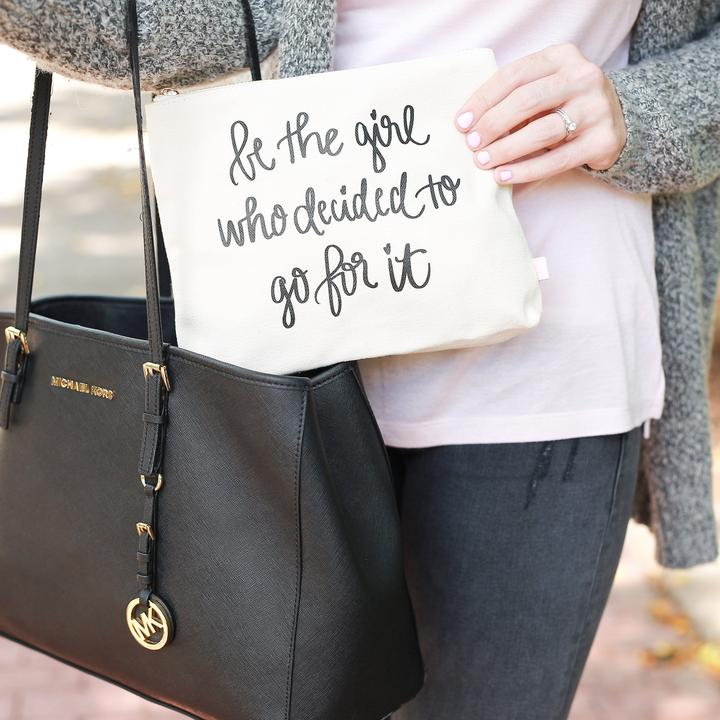 Makeup Bag | Be The Girl Who Decided To Go For It (1575113949245)