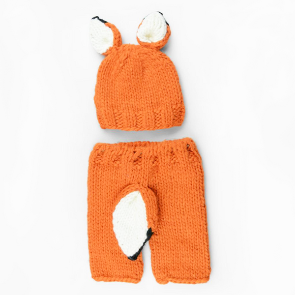 Rusty Fox Newborn Knit Set (4410297712701)