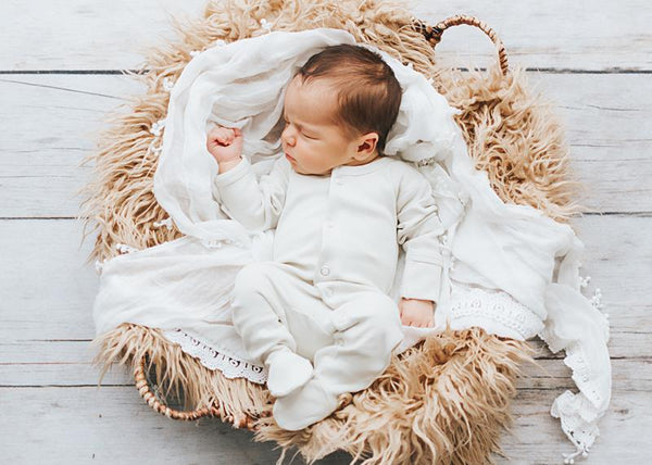 Cute Organic Overalls For Babies