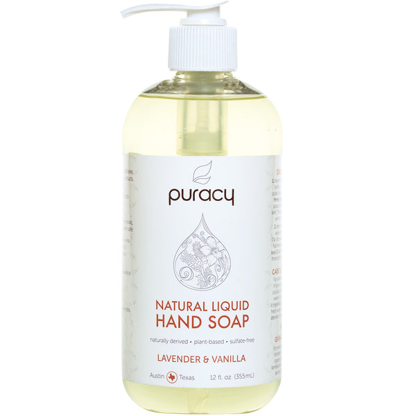 Natural Liquid Hand Soap (1765831704637)