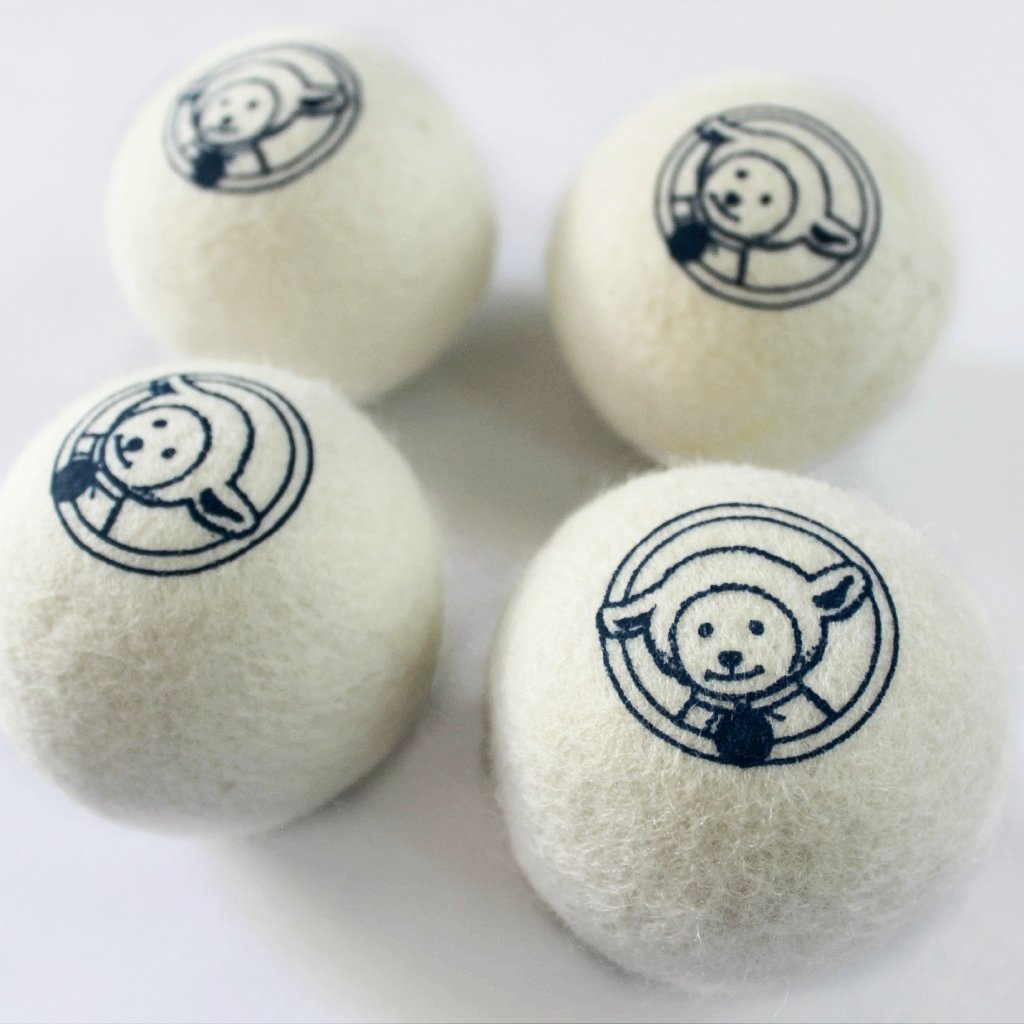 Nellie's Lamby Wool Dryerball Tin - SOOJIN baby shop