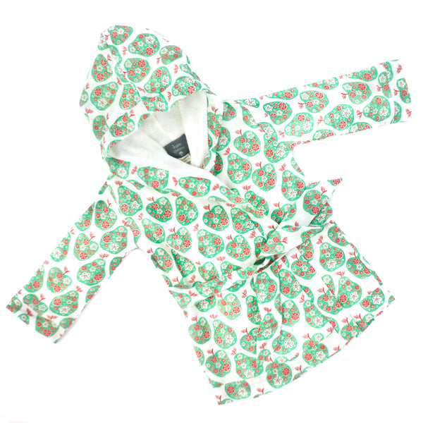Apple Robe - SOOJIN baby shop