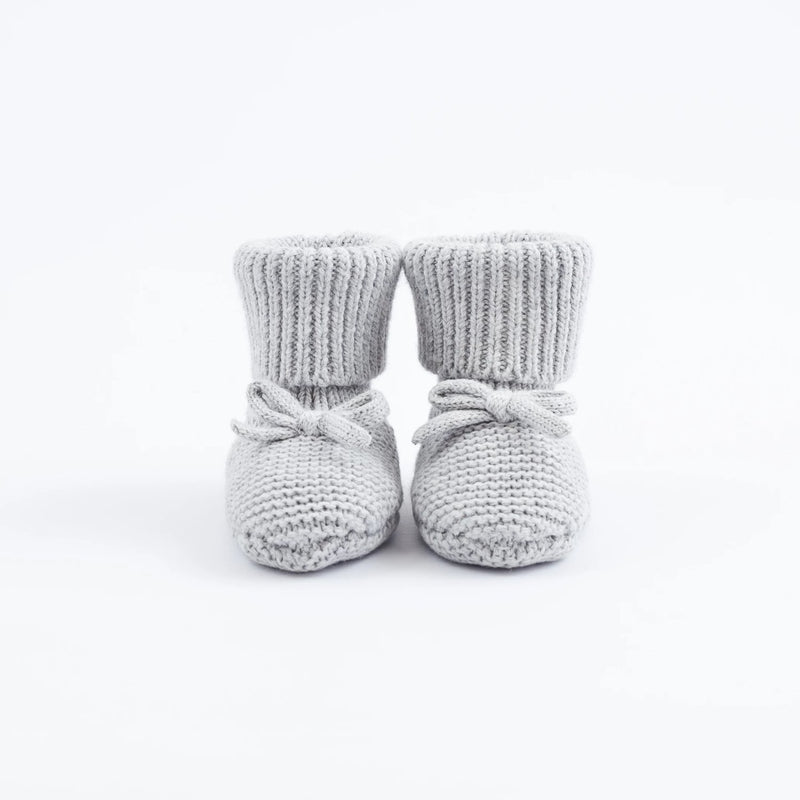 Baby Knitted Hat and Booties Set - SOOJIN baby shop