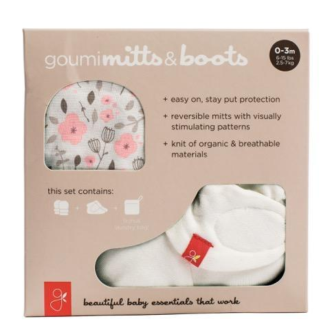 Mitts and Boots Bundle | Enchanted Garden (1824623394877)