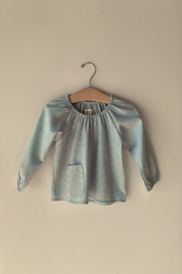 Cute Peasant Top For Babies - Soojin Baby Shop