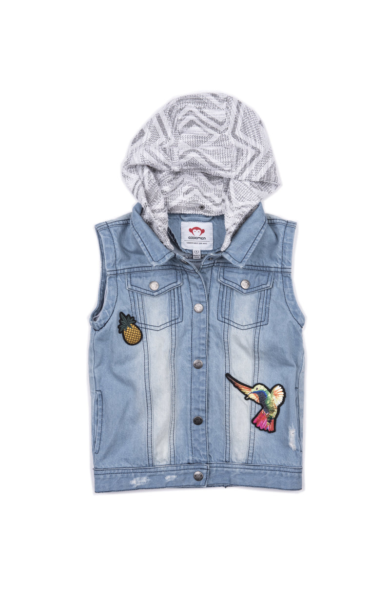 Girls Convertible Jacket