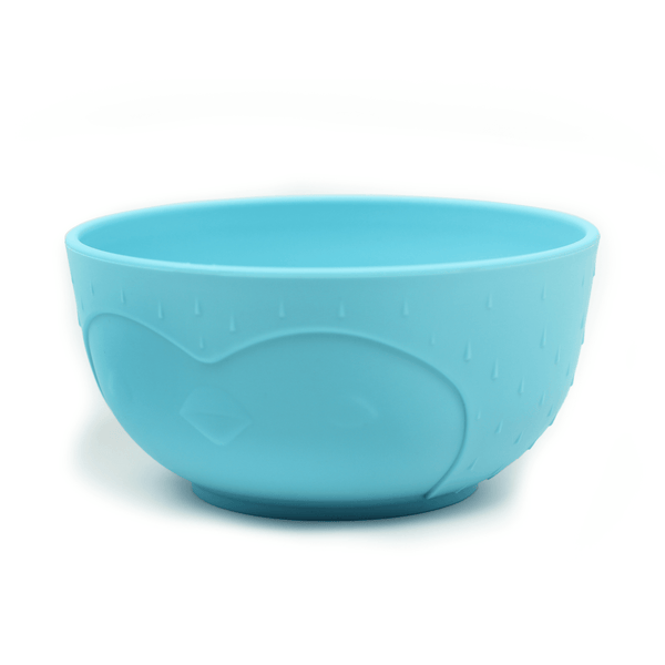 Penguin Blue/Orange aniBOWLs™ 2-Piece Set (723895648317)
