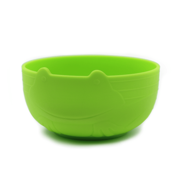 Frog Green/Red aniBOWLs™ 2-Piece Set (4363406311485)