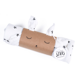 Muslin Star Swaddle - SOOJIN baby shop