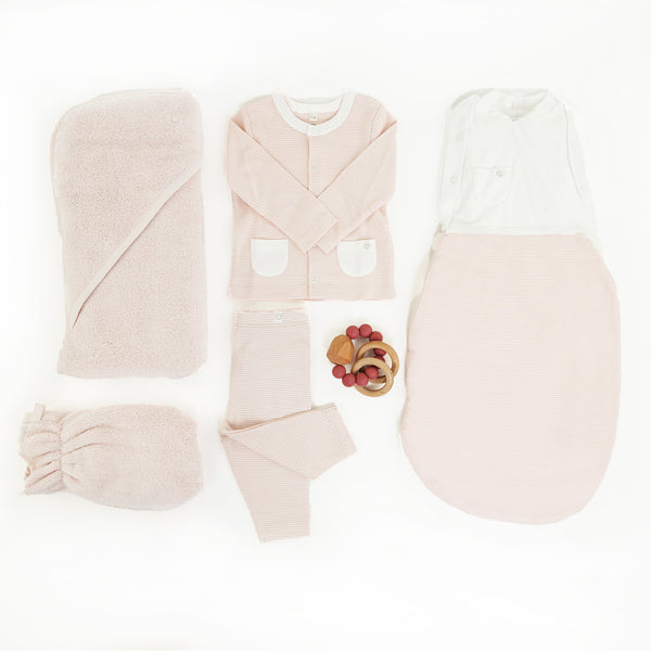 A Bundle for Your Bundle in Blush