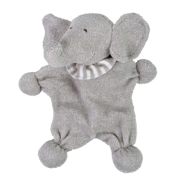 Elephant Lovey - SOOJIN baby shop