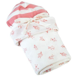 Organic Stroller Blanket and Hat (1745880318013)