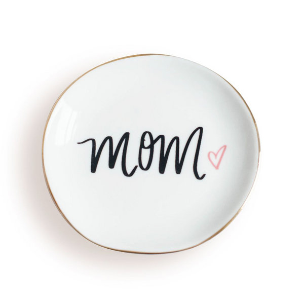 Mom Jewelry Dish (4408763383869)