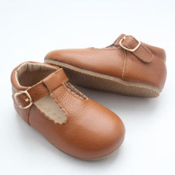 Taylor TBars Shoes | Autumn Brown