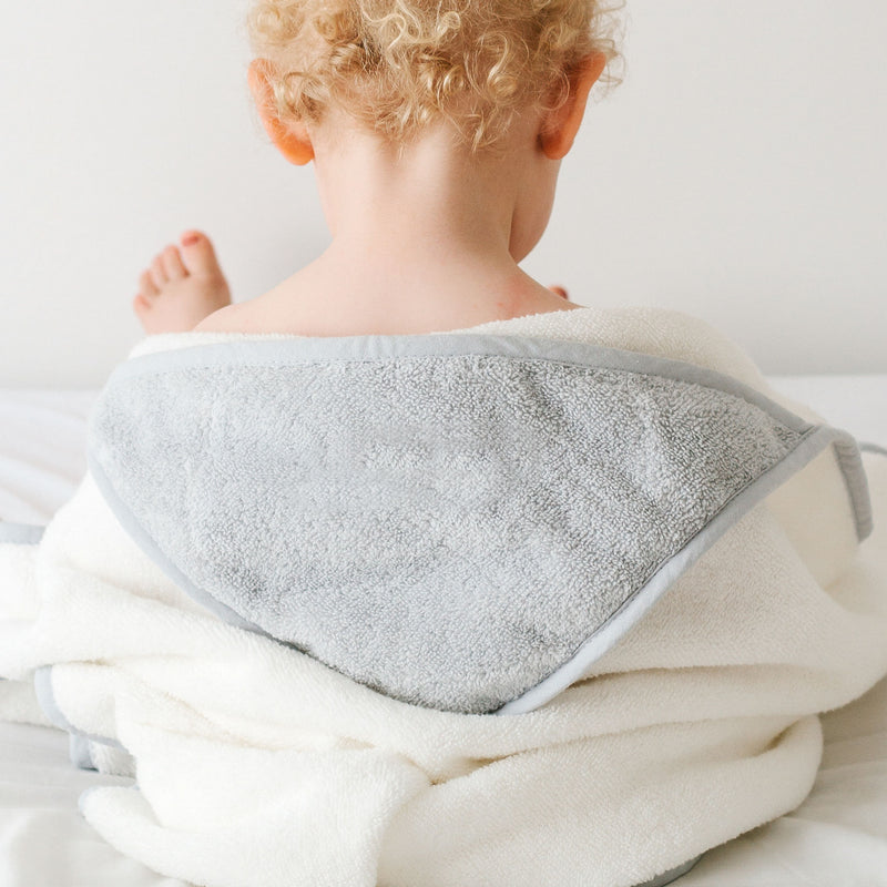 Hooded Toddler Bath Towel
