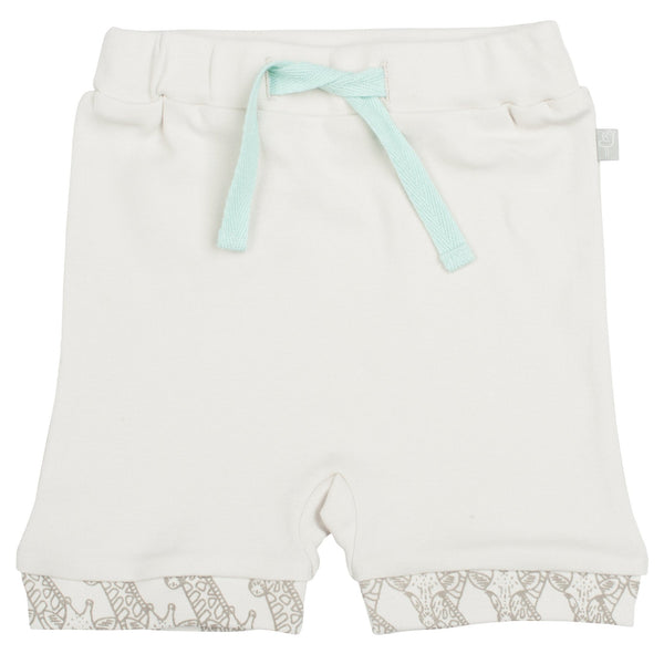 Pull-Up Shorts in Silver Birch