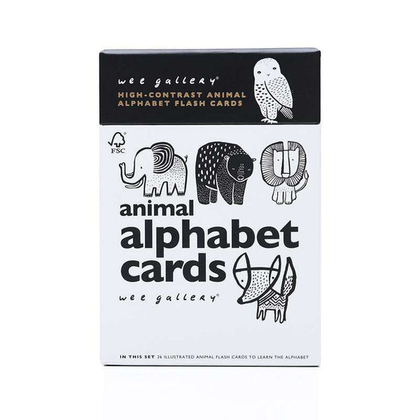 Animal Alphabet Cards (683090870333)