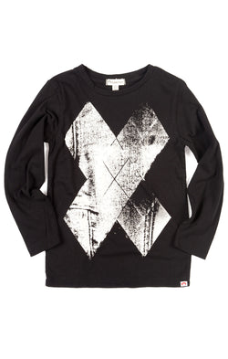 Xcellent Fine Line Long Sleeve