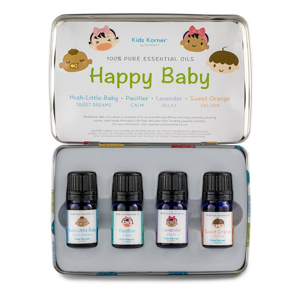 Happy Baby Essential Oils