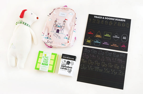 Backpack for 3 to 4 Year Old Girls