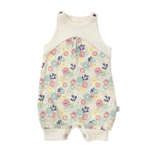 Romper - Wildflowers - SOOJIN baby shop