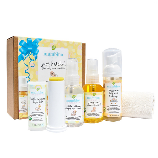 Just Hatched Baby Arrival Kit - SOOJIN baby shop