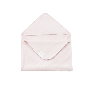 Hooded Baby Towel | Pink - SOOJIN baby shop
