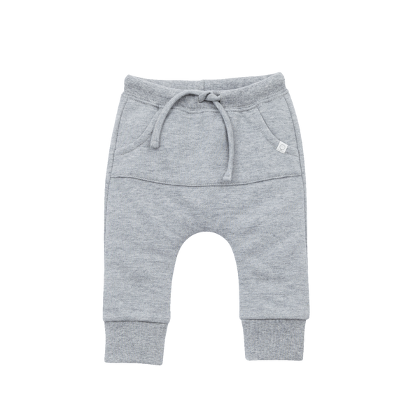 Gray Organic Cotton Jogger (1546730405949)