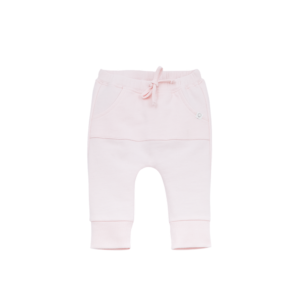 Light Pink Organic Cotton Jogger (4360275689533)