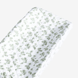 Agave Radish 100% Organic Cotton Changing Pad Cover (872840659005)