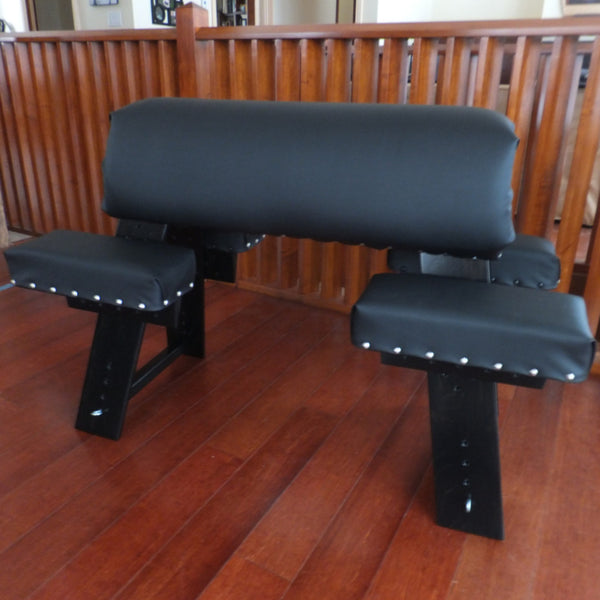 Spanking bench by Viktoria Creations - part of adult and dungeon furniture collection