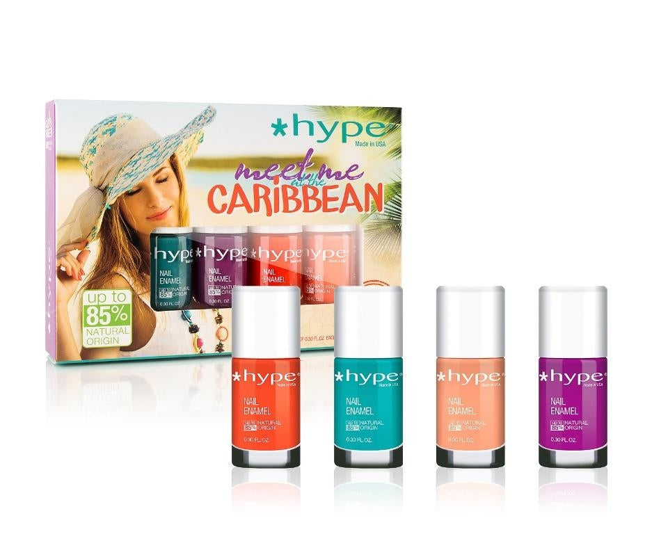 Meet Me At The Caribbean Fast-Drying Nail Polish Collection – The ...