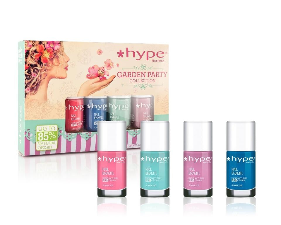 Garden Party Fast-Drying Nail Polish Collection – The List We Love