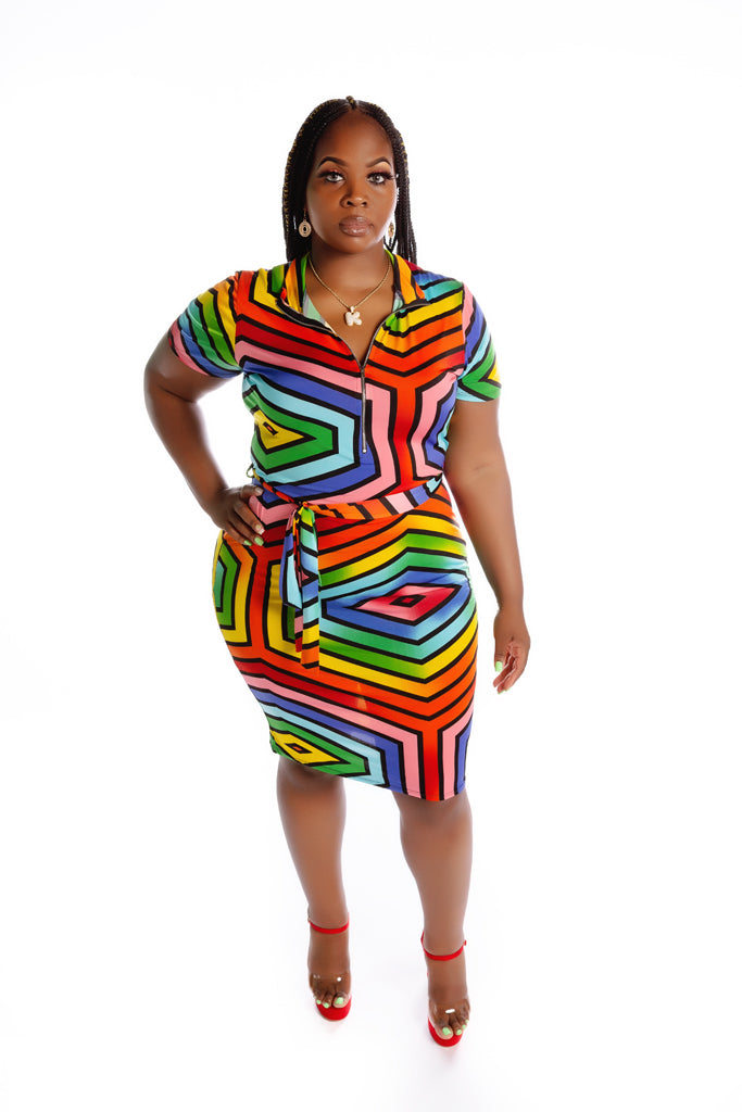 Pride Bodycon Dress