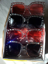 Diamond Studded Sunnies