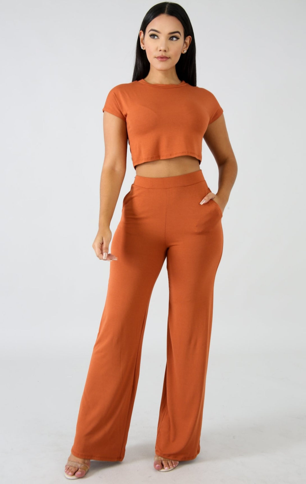 DANA PANTS SET