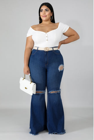 Chelsea Flare Jeans