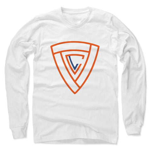 Mens Long Sleeve White