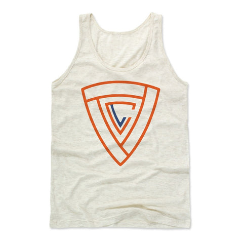 Mens Men's Tank Top Oatmeal