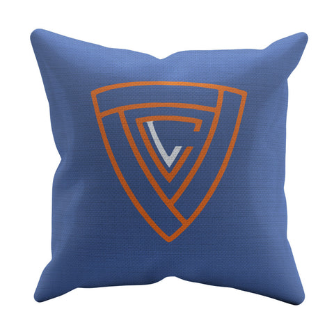 Throw Pillow Navy
