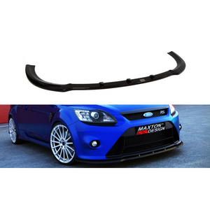 Maxton Front Splitter V 1 Ford Focus Mk2 Rs