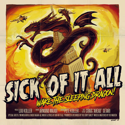 NEW SICK OF IT ALL VIDEO!
