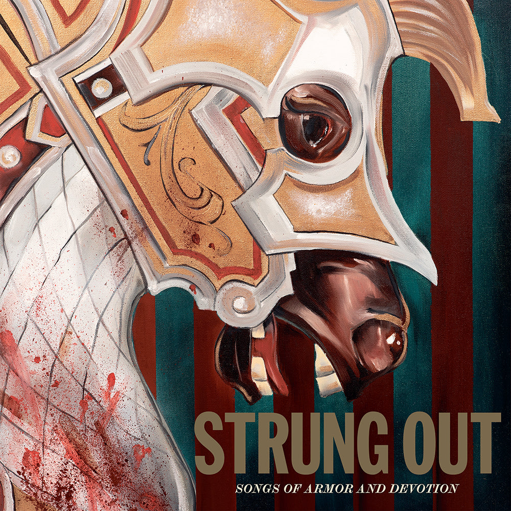 NEW STRUNG OUT SONG + VIDEO!