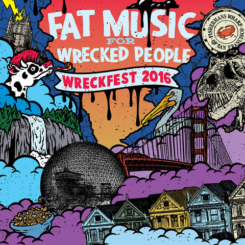Fat Music For Wrecked People: Wreckfest 2016