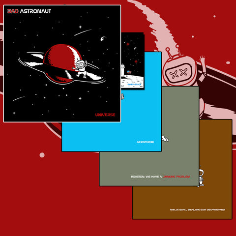 Bad Astronaut - Universe (BOX SET)