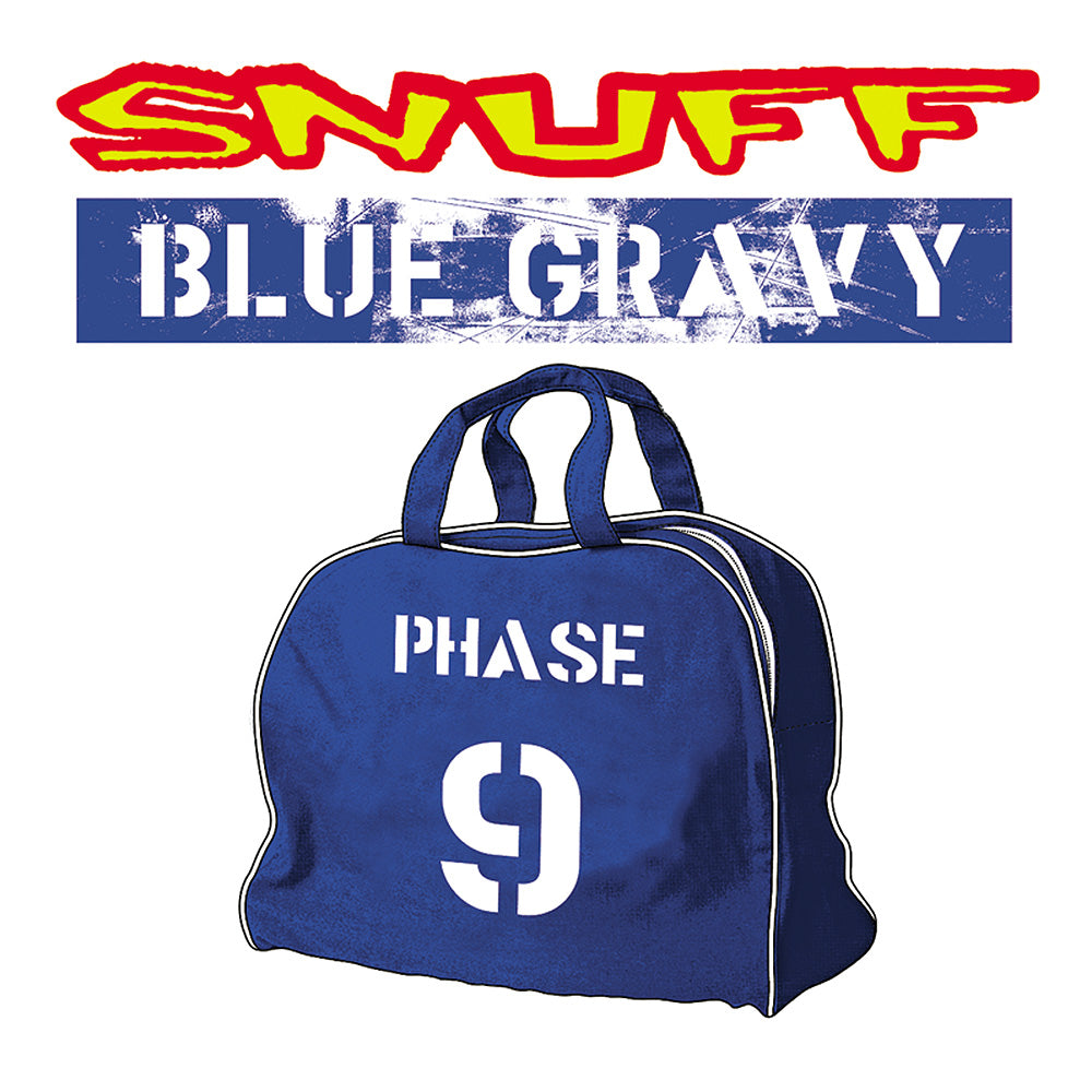 Blue Gravy: Phase 9