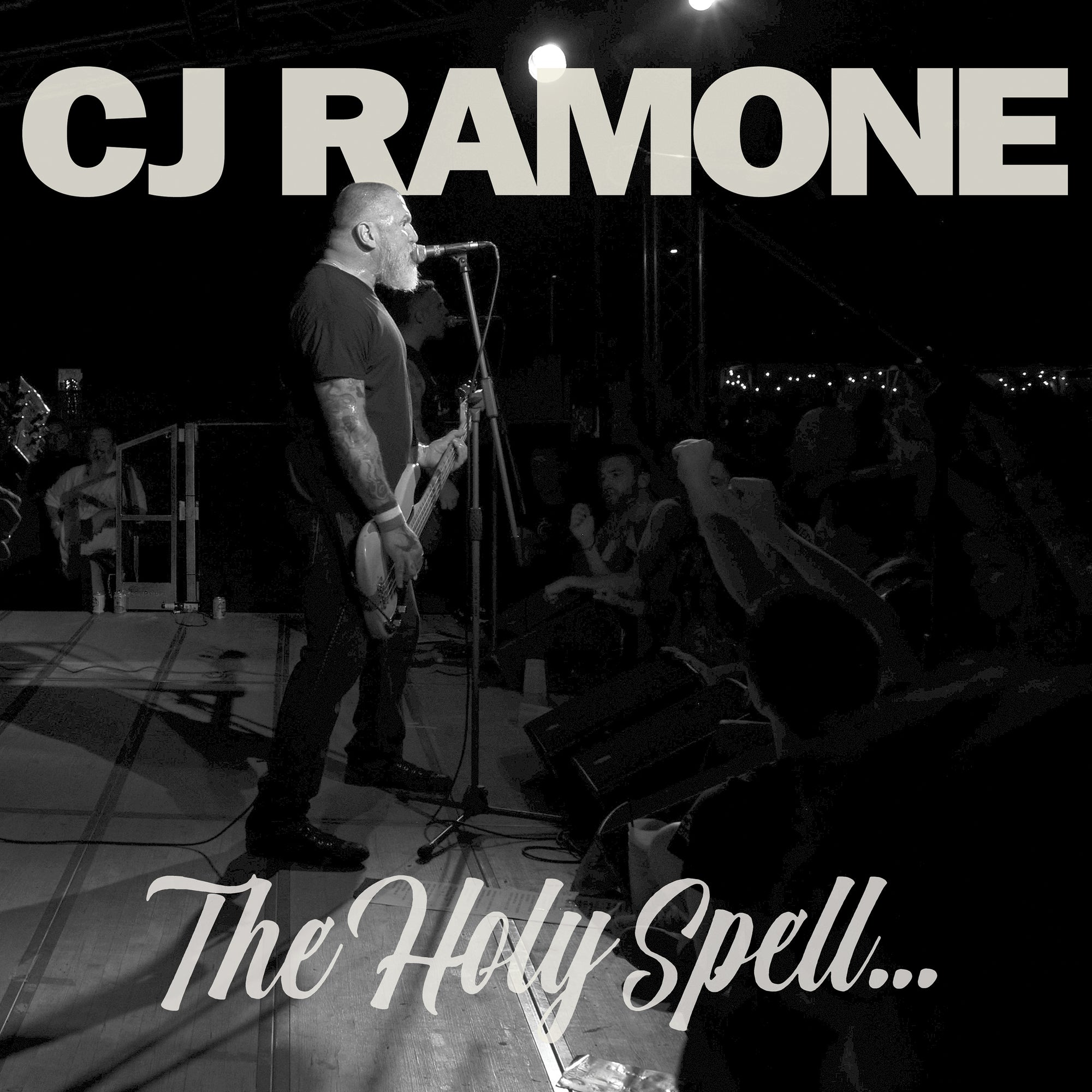 Image result for cj ramone the holy spell