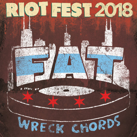 Fat Music For Riot Fest People Vol. 5